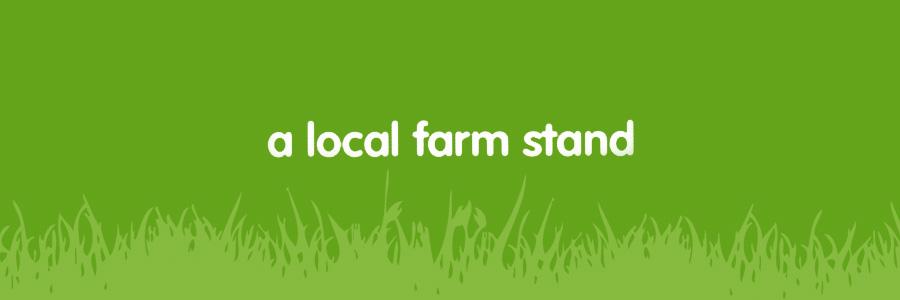 My Joy: A Local Farm Stand