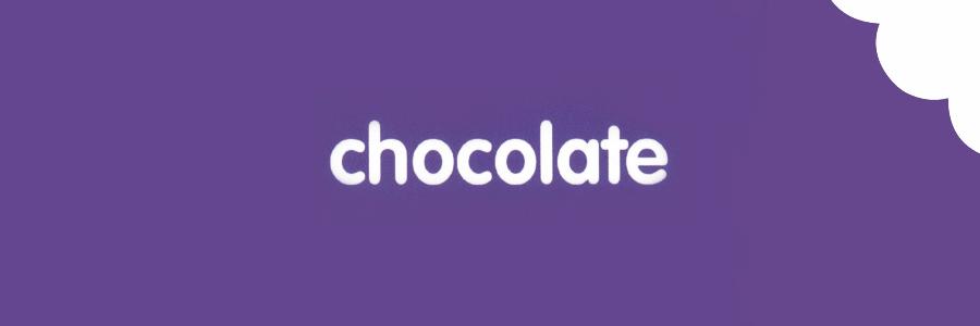 My Joy: Chocolate!
